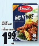 Streit's Bag N' Bake