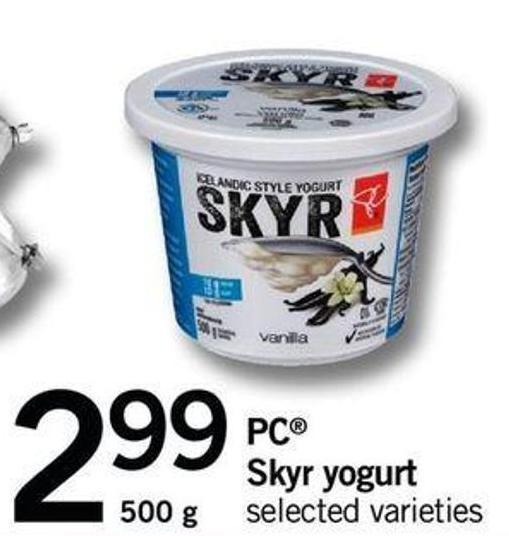 PC Skyr Yogurt - 500 g