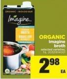 Imagine Broth - 1 L