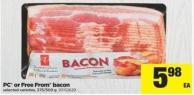 PC Or Free From Bacon - 375/500 G