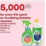 Scrubbing Bubbles Cleaners - 710-950 mL 567/623 g or 6's