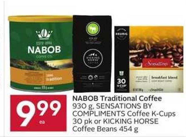 Nabob Traditional Coffee