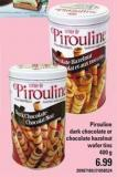 Pirouline Dark Chocolate Or Chocolate Hazelnut Wafer Tins - 400 g