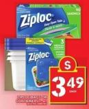 Ziploc Bags Or Containers 2 - 90's