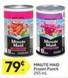 Minute Maid Frozen Punch