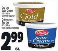 Gaylea Sour Cream