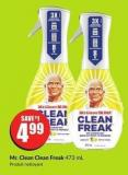 Mr. Clean Clean Freak 473 mL