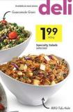 Specialty Salads Selected