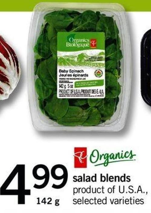 Salad Blends - 142 G