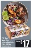 PC Chef Meal Kits - 786 G-1.52 Kg