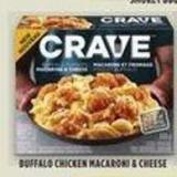 Crave Buffalo Chicken Macaroni & Cheese Meals