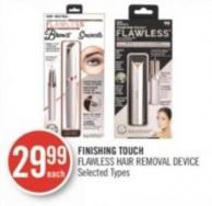 Finishing Touch Flawless Hair Removal Device
