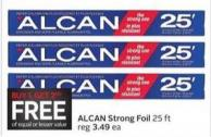 Alcan Strong Foil