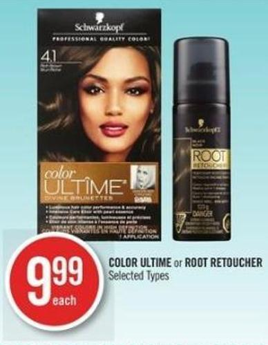 Color Ultime or Root Retoucher