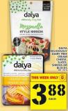 Daiya Deliciously Dairy Free Cream Cheese - Slices - Shreds Or Blocks