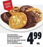 Front Street Bakery Homestyle Gourmet Cookies 360 - 456 g