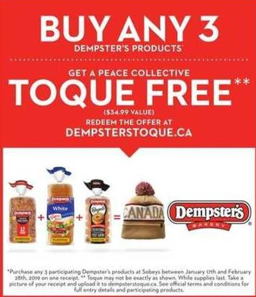Dempster's Products