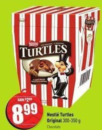 Nestlé Turtles Original 300-350 g