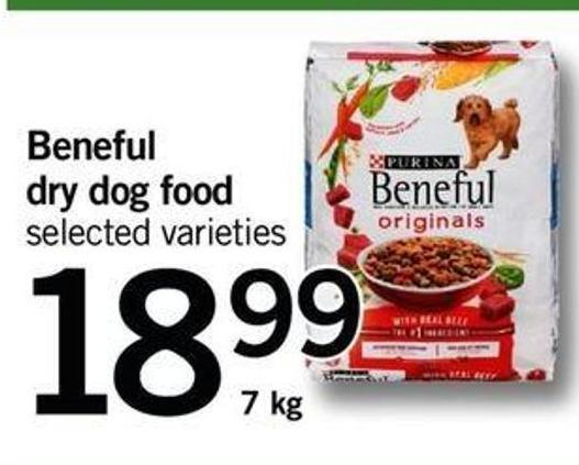 Beneful Dry Dog Food - 7 Kg