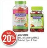 Vitafusion Multivitamin Gummies
