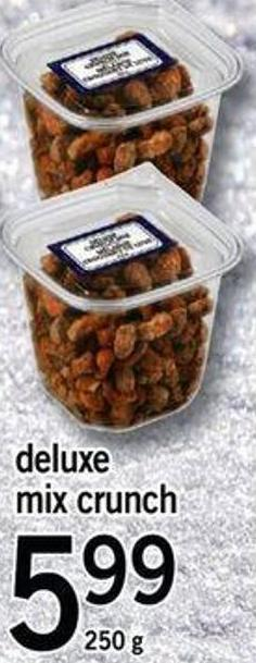 Deluxe Mix Crunch - 250 G