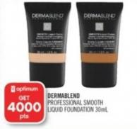 Dermablend Professional Smooth Liquid Foundation 30ml
