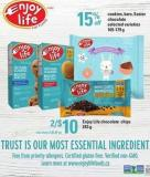 Enjoy Life Chocolate Chips 283 g