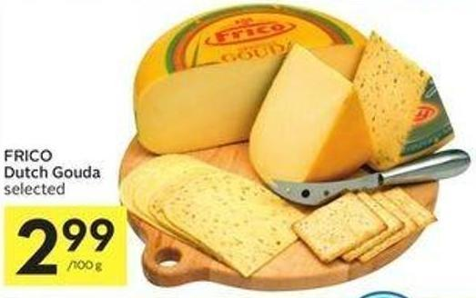 Frico Dutch Gouda Selected