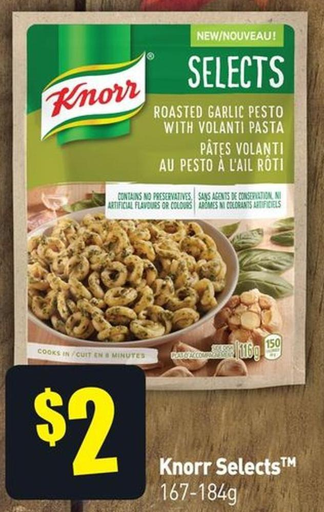 Knorr Selectstm 167-184g