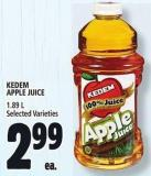 Kedem Apple Juice 1.89 L