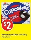 Hostess Snack Cakes 159-206 g