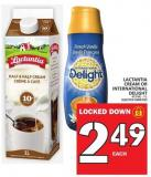 Lactantia Cream Or International Delight