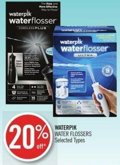 Waterpik Water Flossers