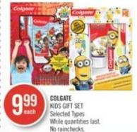 Colgate Kids Gift Set
