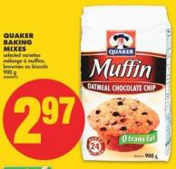 Quaker Baking Mixes - 900 g