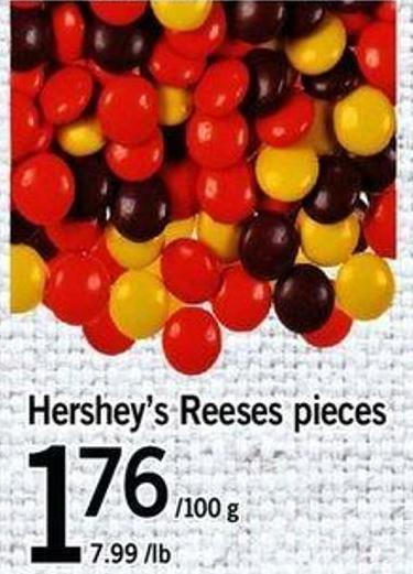Hershey's Reeses Pieces