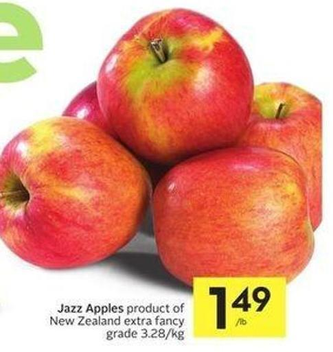 Jazz Apples