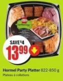 Hormel Party Platter 822-850 g