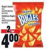 Bugles Snacks 213 g