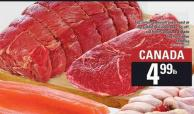 Top Sirloin Premium Oven Roast Or Top Sirloin Grilling Steak Cap-off