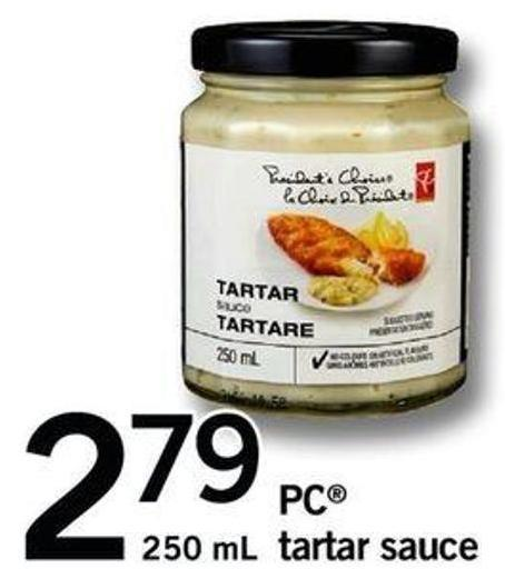 PC Tartar Sauce - 250 Ml
