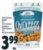 Three Farmers Snacks 120 g
