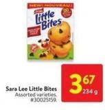 Sara Lee Little Bites 234 g