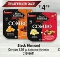 Black Diamond Combo - 129 g