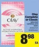 Olay Complete Or Classic