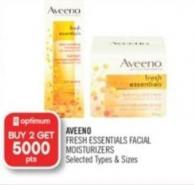 Aveeno Fresh Essentials Facial Moisturizers