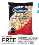 Pearlmark Bay Scallops