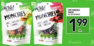 Ohh! Munchies Snacks 60 g