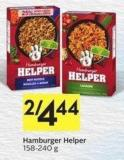 Hamburger Helper 158-240 g - 40 Air Miles Bonus Miles