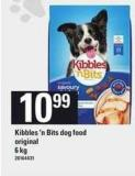 Kibbles 'N Bits Dog Food Original - 6 Kg